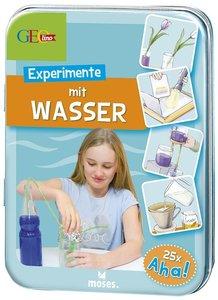 GEOlino Experimente mit Wasser