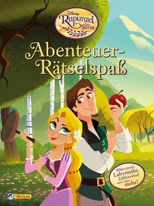 Disney Rapunzel Die Serie: Abenteuer-Rätselspaß