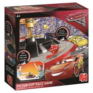 Jumbo 19417 Cars 3 Piston Cup Race Game