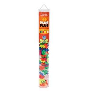 Plus-Plus Tube - Mini Neon Mix Mix 100 pcs