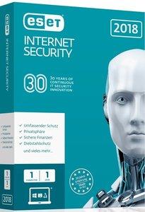 ESET Internet Security 2018 Edition 1 User. Für Windows Vista/7/
