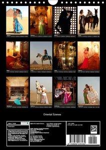 Oriental Szenes (Wandkalender 2019 DIN A4 hoch)