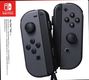 Joy-Con 2er-Set Grau, Controller für Nintendo Switch
