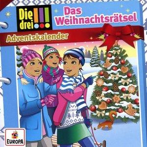 Die drei !!! Das Weihnachtsrätsel (2 Audio- CD)