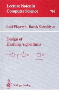 Design of Hashing Algorithms