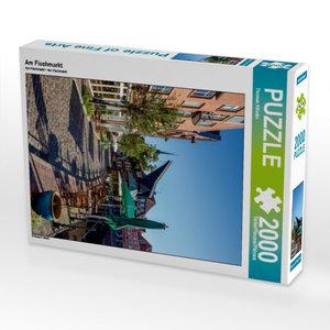 Am Fischmarkt 2000 Teile Puzzle hoch