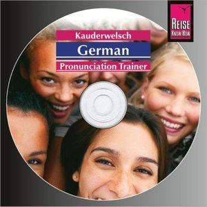 Kauderwelsch. German Pronunciation Trainer. CD