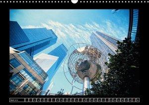 New York - Blick nach oben