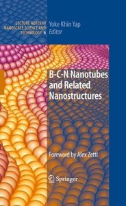 B-C-N Nanotubes and Related Nanostructures