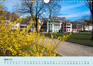 Elsass- und Vogesenträume (Wandkalender 2019 DIN A4 quer)
