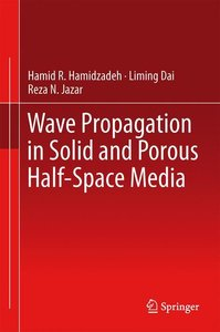 Wave Propagation in Solid and Porous Half-Space Media