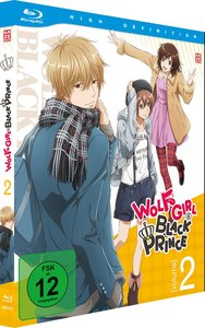 Wolf Girl & Black Prince - Blu-ray 2