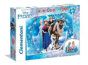 Disney Frozen (Kinderpuzzle), Mache Deine eigene Magie, Bodenpuz