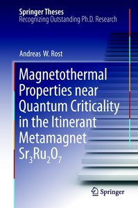 Magnetothermal Properties near Quantum Criticality in the Itiner