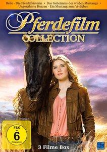 Pferdefilm Collection - Belle - Die Pferdeflüsterin, Das Geheimn