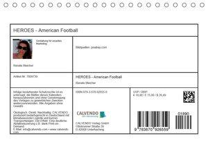 HEROES - American Football