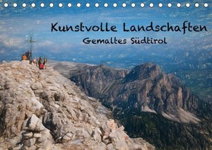 Kunstvolle Landschaften - Gemaltes Südtirol