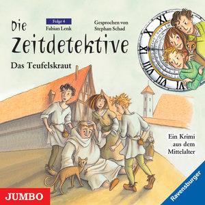 Die Zeitdetektive 04. Das Teufelskraut. CD