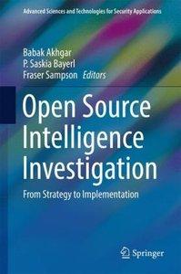 Open Source Intelligence Investigation