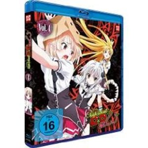Highschool DXD New - Blu-ray 4