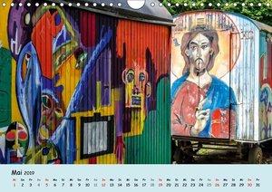Düsseldorf - Die Kiefernstraße (Wandkalender 2019 DIN A4 quer)