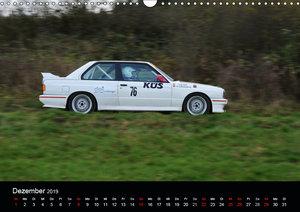 Asphalt und Schotter Rallye (Wandkalender 2019 DIN A3 quer)