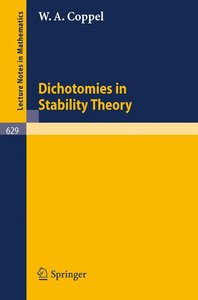 Dichotomies in Stability Theory