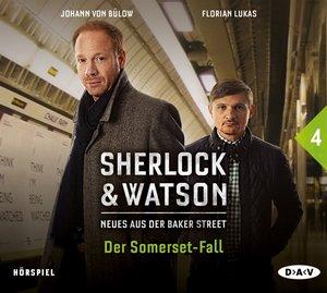 Sherlock & Watson - Neues aus der Baker Street: Der Sommerset-Fa