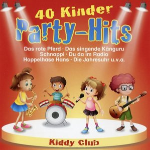 40 Kinder Party-Hits (2CD)