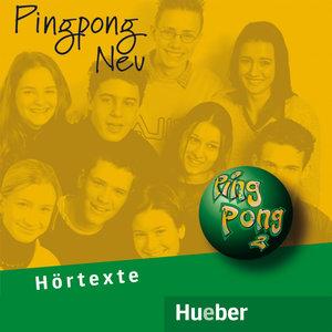 Pingpong neu 2. 2 CDs. Dialoge, Hörverstehenstexte und Lieder
