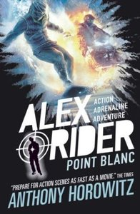 Alex Rider 02: Point Blanc. 15th Anniversary Edition