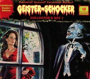 Geister-Schocker Collector\'s Box 7 (Folge 17-19)