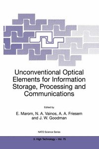Unconventional Optical Elements for Information Storage, Process