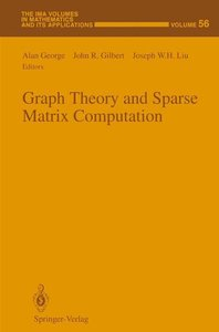 Graph Theory and Sparse Matrix Computation