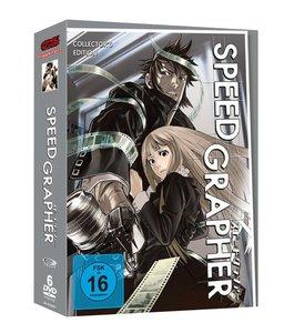 Speedgrapher - DVD-Box (6 DVDs)