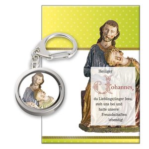Schlüsselanhänger »Heiliger Johannes«