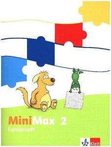 MiniMax. Forderheft 2. Schuljahr