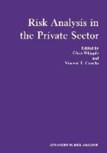 Risk Analysis in the Private Sector