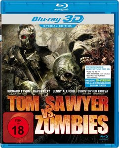 Tom Sawyer Vs. Zombies Real 3d