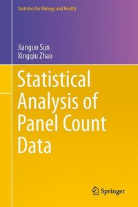 Statistical Analysis of Panel Count Data