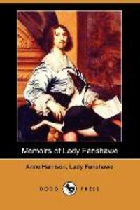 Memoirs of Lady Fanshawe