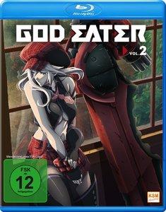 God Eater - Episode 06-09