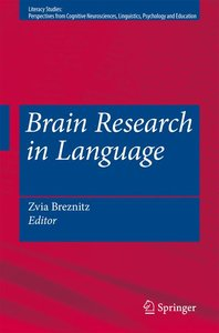 Brain Research in Language