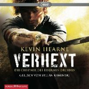 K.Hearne: Verhext (Chronik D.Eisernen Druiden 2)