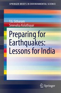 Preparing for Earthquakes: Lessons for India