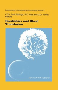 Paediatrics and Blood Transfusion