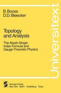 Topology and Analysis