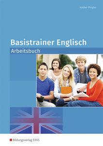 Basistrainer Englisch Arbeitsbuch
