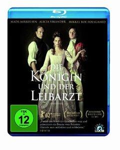 Die Königin und der Leibarzt-Blu-ray Disc
