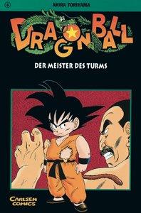 Dragon Ball 08. Der Meister des Turms
